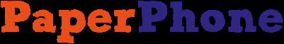 PaperPhone - פייפר פון